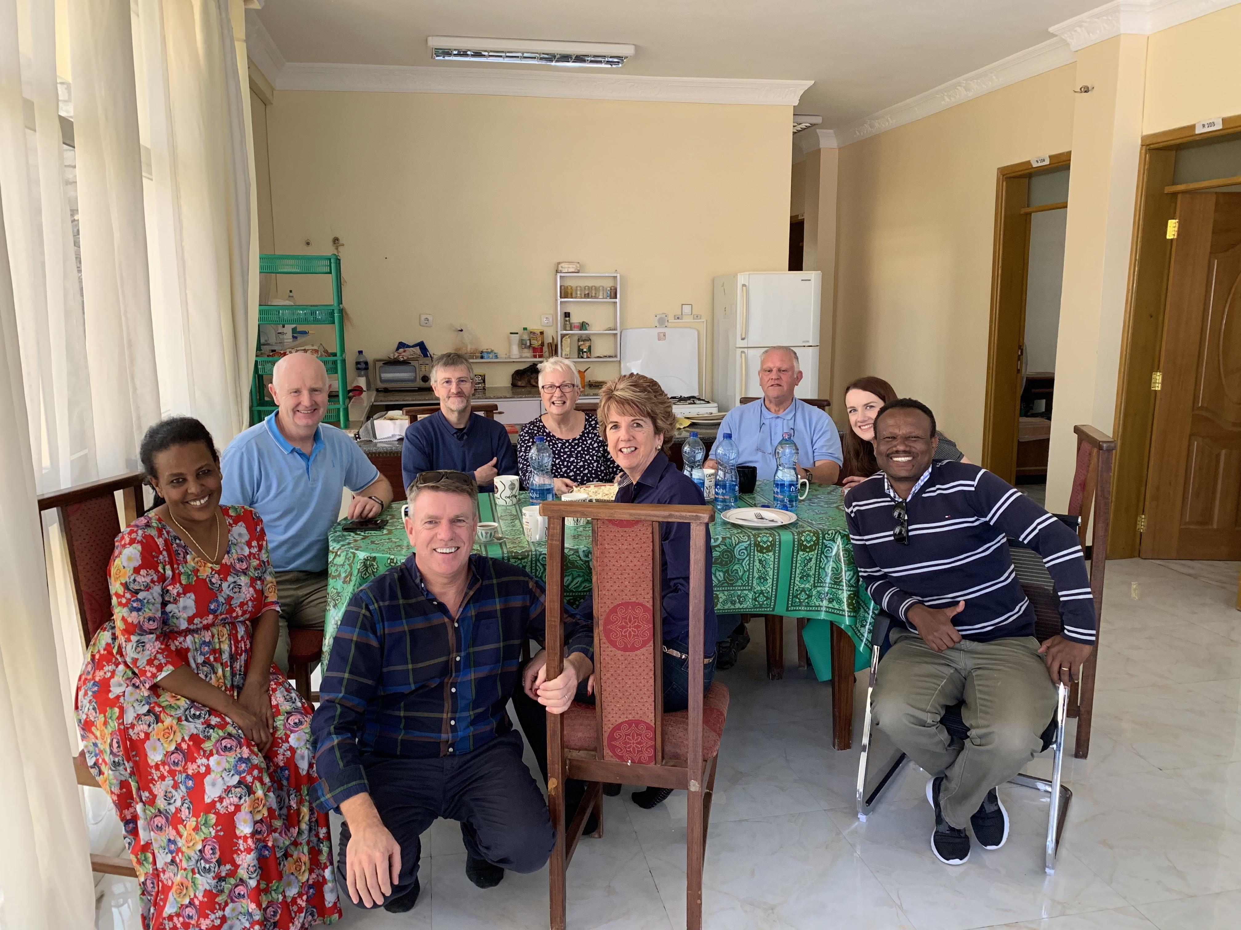 Operation Rescue Ethiopia (ORE) - Ballinderry Parish Church